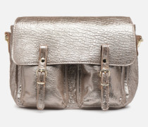 Mini Maths Handtasche in silber