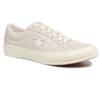 One Star Piping Pack Ox W Sneaker in grau