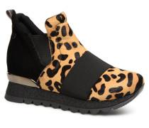 46565 Sneaker in schwarz