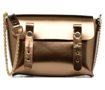 PETITE ETUDE Handtasche in goldinbronze