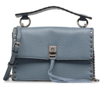 Darren Top Handle Flap Xbody Handtasche in blau