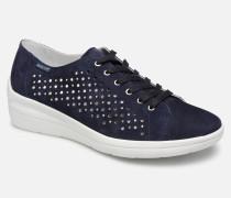Carla Perf C Sneaker in blau