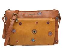 JULIETTA TOULOUSE Handtasche in braun
