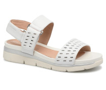 Elody 5 Sandalen in weiß