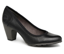 LARISSA SUEDE Pumps in schwarz