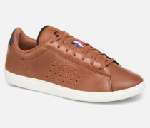 Courtstar Winter Leather Sneaker in braun