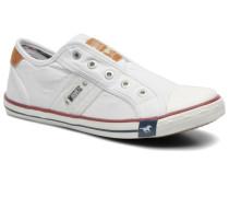 Marcus Sneaker in weiß
