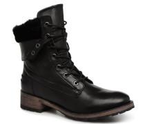 DedayinN Stiefeletten & Boots in schwarz