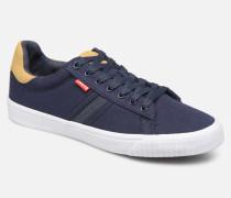 Levi's Skinner Sneaker in blau