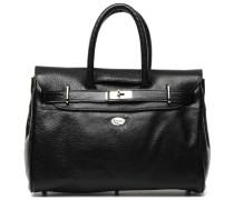 BUFFLE Pyla Buni XS Handtasche in schwarz