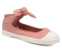 Tennis Flo Ballerinas in rosa