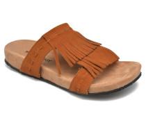Daisy Sandal Clogs & Pantoletten in braun