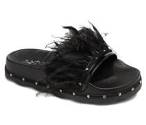 Yopa Clogs & Pantoletten in schwarz