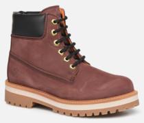 KRISTY Stiefeletten & Boots in weinrot