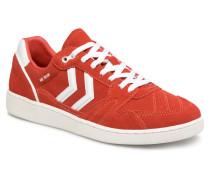 HB TEAM SUEDE Sneaker in rot