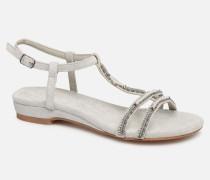 49087 Sandalen in silber