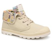Baggy Low Lp F Sneaker in beige