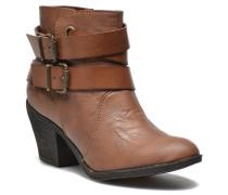 Sworn Stiefeletten & Boots in braun