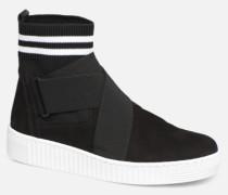 Noa Sneaker in schwarz
