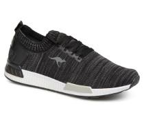 W590 Sneaker in schwarz