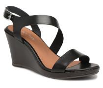 Esbloca Sandalen in schwarz