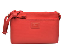W CLASSIC Crossover Handtasche in rot