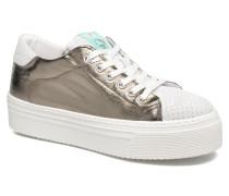 Tokyo Heavy Sneaker in silber