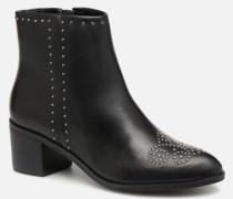 Queenies Stiefeletten & Boots in schwarz
