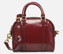 Tedford handbag Handtasche in weinrot