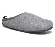 Wabi 18811 Hausschuhe in grau