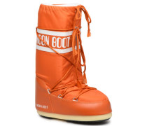 Nylon Sportschuhe in orange