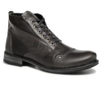 Yvori Stiefeletten & Boots in schwarz