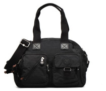 Defea Handtasche in schwarz