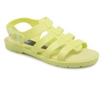 Kibeach Sandale Sandalen in gelb