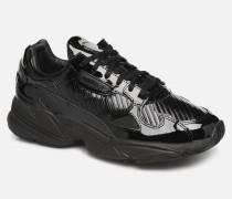 Falcon W Sneaker in schwarz