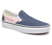 Classic SlipOn W Sneaker in blau