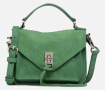 MINI DARREN Handtasche in grün