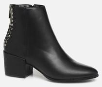 ONLBELEN STUD PU BOOTIE 15184243 Stiefeletten & Boots in schwarz