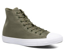 Chuck Taylor All Star Cordura Hi Sneaker in grün