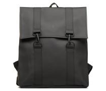 Msn Bag Rucksäcke für Taschen in schwarz