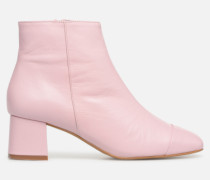 Sport Party Boots #2 Stiefeletten & in rosa