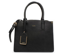KAIEN Handtasche in schwarz