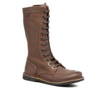 Meetkiknew Stiefeletten & Boots in braun