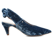 X Valentine Gauthier Escarpin Pumps in blau