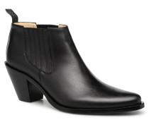 Jane 7 Low Chelsea Boot Stiefeletten & Boots in schwarz
