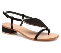 Mifeuilla Sandalen in schwarz