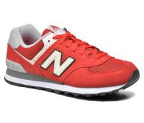 Ml574 Sneaker in rot