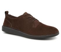 Hale Lace Sneaker in braun