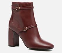 Thomas Stiefeletten & Boots in weinrot