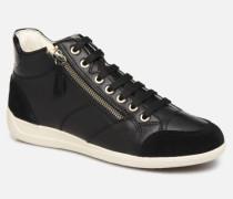 D MYRIA 3 Sneaker in schwarz